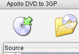 Apollo DVD to 3GP 3.6.3 poster