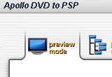 Apollo DVD to PSP 6.1.2 poster