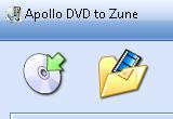 Apollo DVD to Zune 6.1.2 poster