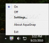 AquaSnap 1.6.4 image 0
