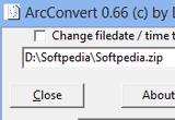 ArcConvert 0.68 Beta poster