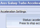 Ares Galaxy Turbo Accelerator 4.6.0 poster