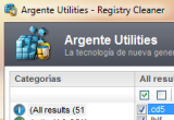Argente - Registry Cleaner 3.1.0.6 poster