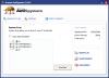 Arovax AntiSpyware 2.1.153 image 0