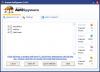 Arovax AntiSpyware 2.1.153 image 1
