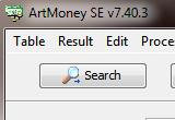 ArtMoney SE 7.43 poster