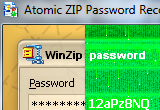 Atomic ZIP Password Recovery 2.70 poster