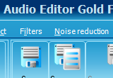 Audio Editor Gold 8.11.1.1374 poster