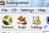 Audiograbber 1.83 Build 1 poster