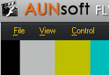 Aunsoft FLV Player 1.0.2.1 poster