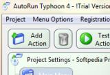 AutoRun Typhoon 4.5.1 poster