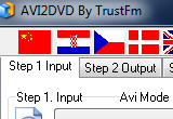 Avi2Dvd 0.6.4 poster