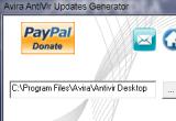 Avira Antivir 10 Updates Generator 1.0 poster
