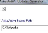 Avira Antivir Updates Generator 2.0 poster