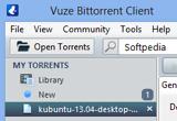 Vuze Bittorrent Client 5.4.0.0 / 5.4.0.1 Beta 10 poster