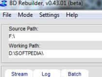BD Rebuilder 0.48.05 Beta poster