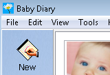 Baby Diary 2.5 Build 563 poster