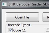 Barcode Reader SDK 4.2.221 poster