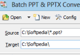 Batch PPT & PPTX Converter 2014.6.819.2175 poster
