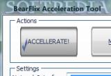 BearFlix Acceleration Tool 4.1.0.0 poster