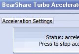 BearShare Turbo Accelerator 6.7.0.0 poster