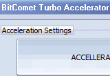 BitComet Turbo Accelerator 4.6.0 poster