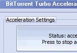 BitTorrent Turbo Accelerator 4.6.0 poster
