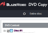 BlazeVideo DVD Copy [ DISCOUNT: 30% OFF! ] 7.0.0.0 poster