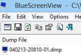 BlueScreenView 1.52 poster