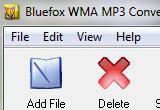 Bluefox WMA MP3 Converter 3.01.12.1008 poster