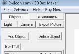 ExeIcon.com Box Shot 3D 1.9 poster