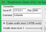 BruteForcer 0.9.1 poster