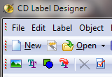 CD Label Designer 5.3.1 Build 596 poster