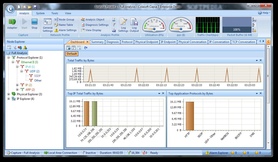 capsa network analyzer keygen