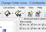 Change Folder Icons 8.7 poster
