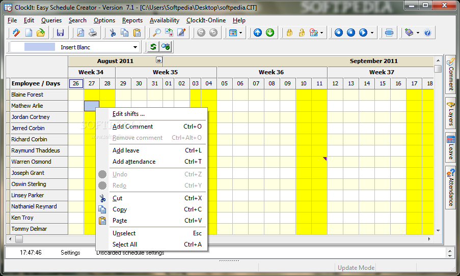 index of cmsupload soft clockit easy schedule creator
