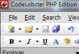CodeLobster PHP Edition 5.1.3 poster