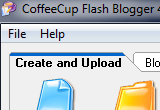 CoffeeCup Flash Blogger 4.6 Build 1 poster