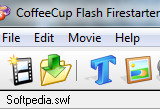 CoffeeCup Flash Firestarter 7.3 poster