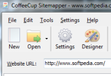 CoffeeCup SiteMapper 6.1 Build 342 poster