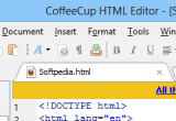 CoffeeCup HTML Editor 14.1 Build 738 poster
