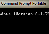 Command Prompt Portable 2.3 poster
