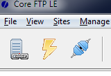 Core FTP LE 2.2 Build 1798 poster