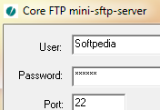 Core FTP mini-sftp-server 1.34 poster