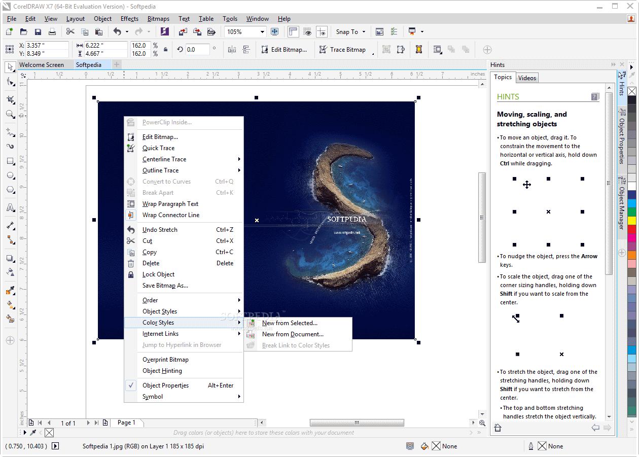92c28ca8b كرويل درو الشهير للتصميم والجرافيك CorelDRAW Graphics Suite | برامج ...