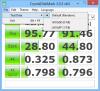 CrystalDiskMark 3.0.3b image 1