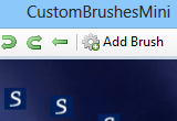CustomBrushesMini 2.1 poster
