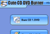 Cute CD DVD Burner 6.1.9 poster