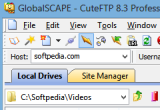 CuteFTP Professional 8.3.4.0007 poster