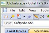 CuteFTP 9.0.5.0007 poster